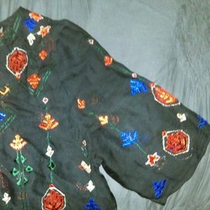 Lucky Brand Tops - Lucky Brand blouse. Size Small